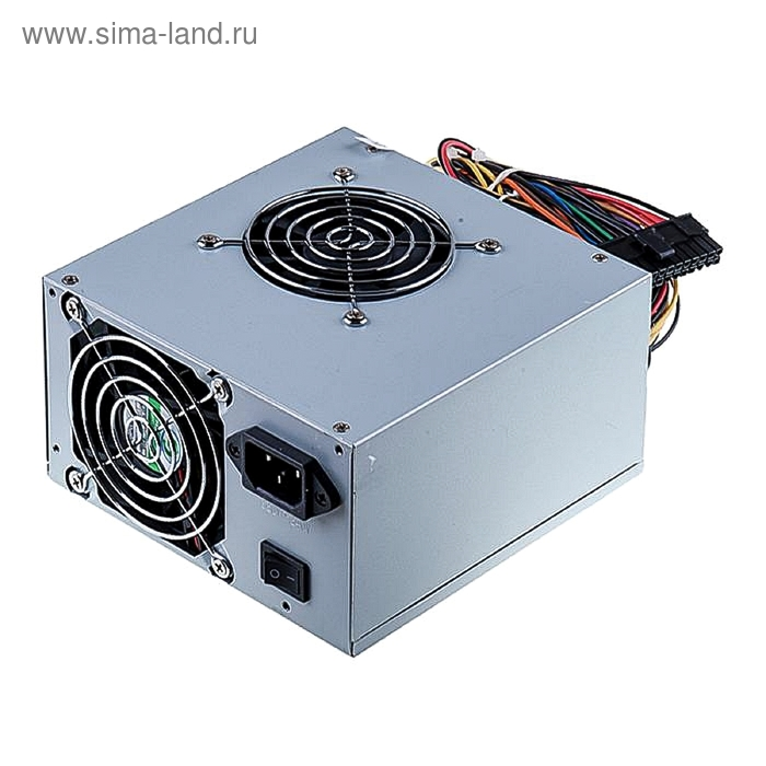 Блок питания LinkWorld ATX 500W LW2-500W