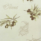 Обои виниловые 1639-2 Erismann-R, оливки на молочном фоне, 0,53х10м