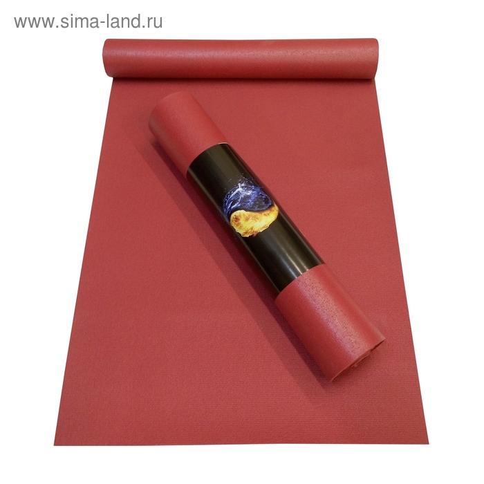 "Кoврик для йоги ""Сита""(Германия) 200см х 60см х 3мм (Спешел, Облака)"