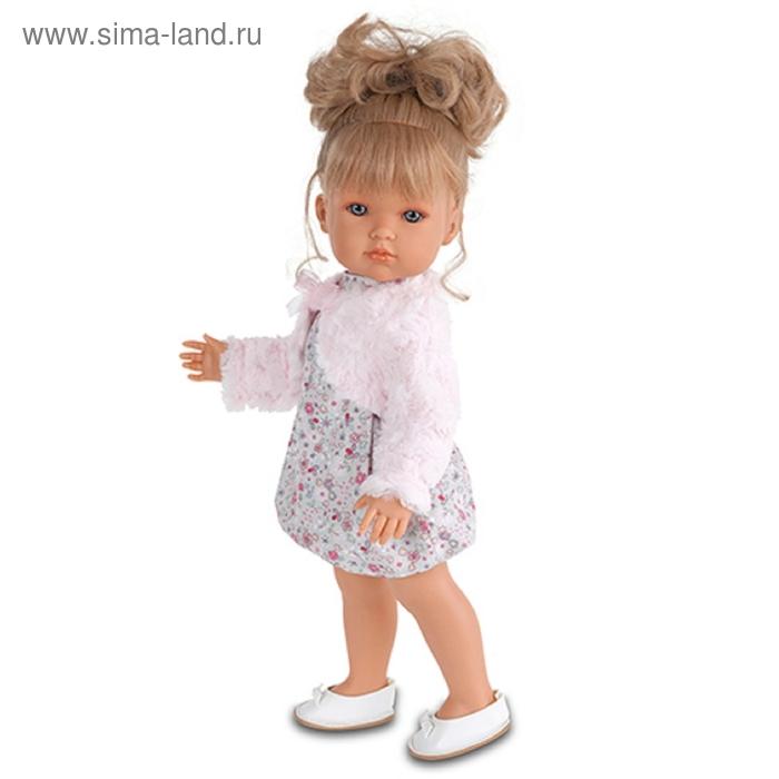 """Кукла """"Белла"""" в розовом болеро"""