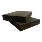 Опорный блок для йоги из EVA-пeны 30,5х20,5х5см, цвет чёрный