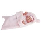 Кукла-младенец «Карла» в розовом конверте
