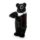 """Мягкая игрушка """"Медвежонок лежащий"""""""