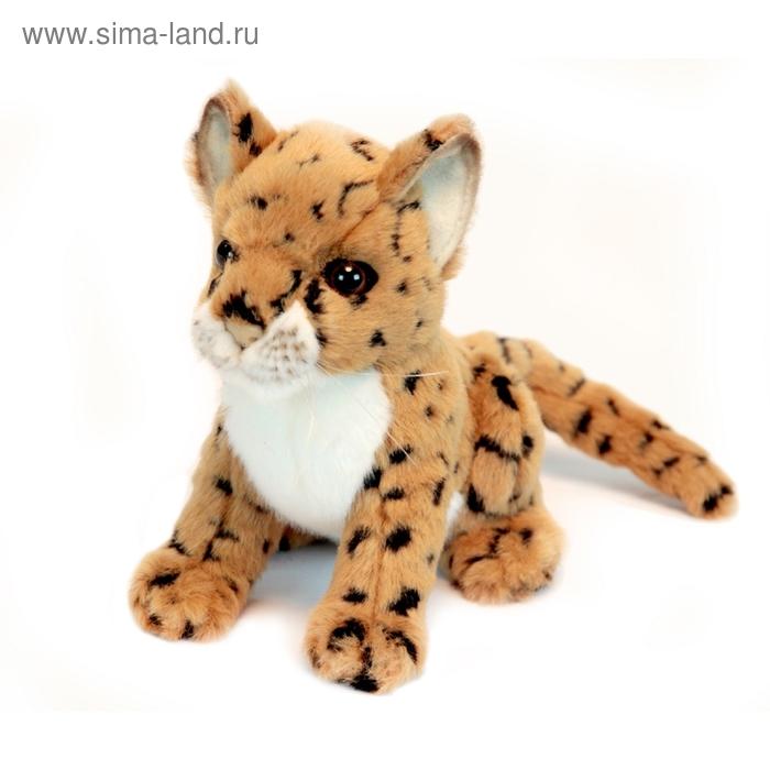 "Мягкая игрушка ""Леопард"""