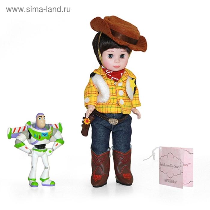 """Кукла """"Джек из """"Истории игрушек"""""""