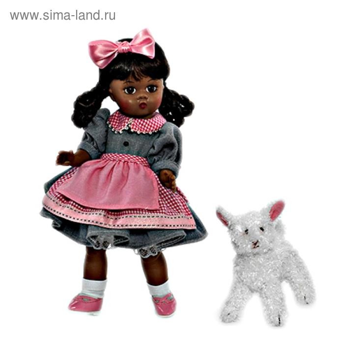 "Кукла ""Мэри с барашком"""