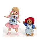 "Кукла ""Мэри и медвежонок Паддингтон"""