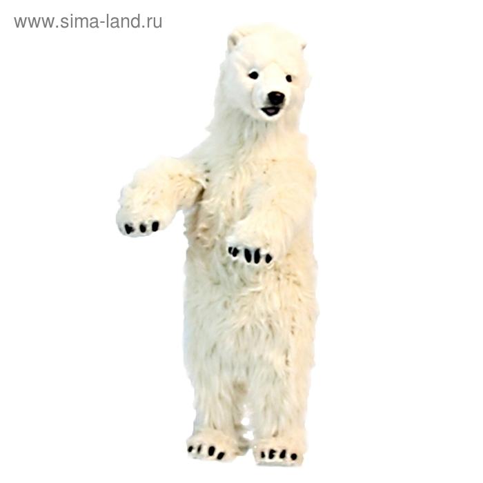"""Мягкая игрушка """"Белый медведь стоящий"""""""