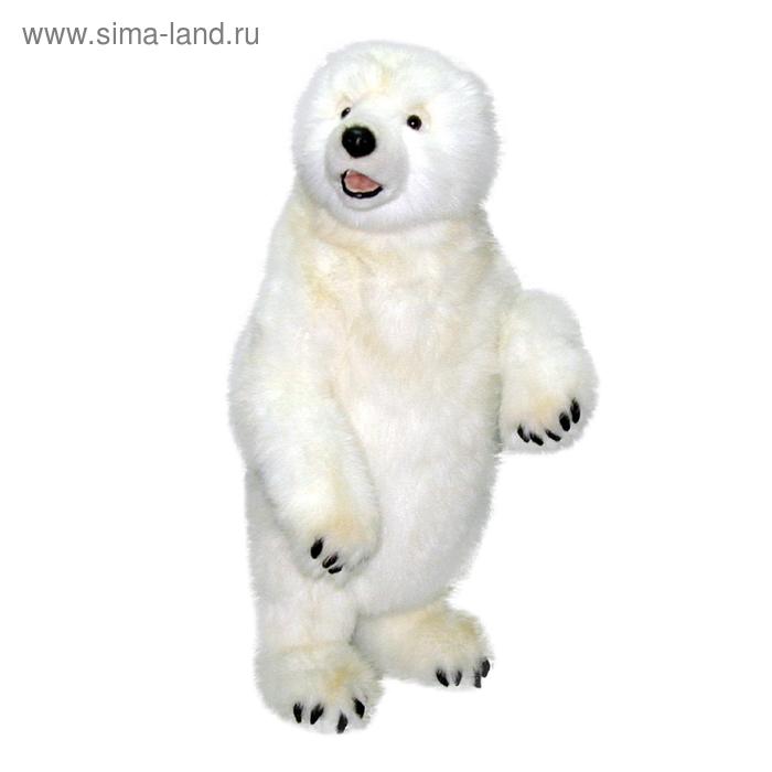"""Мягкая игрушка """"Медвежонок полярный"""""""