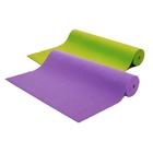 Коврик для йоги PUNA, 183 х 60 см, толщина 3 мм, цвет МИКС