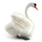 """Мягкая игрушка """"Лебедь белый"""""""
