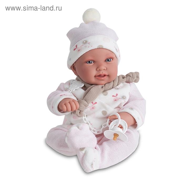 """Кукла """"Камилла"""" в розовом, озвученная"""