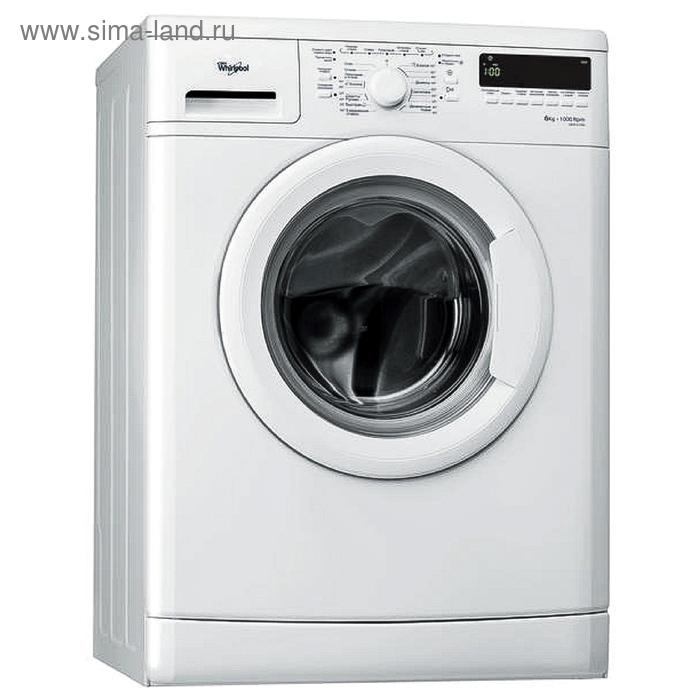 Стиральная машина Whirlpool AWW 71000