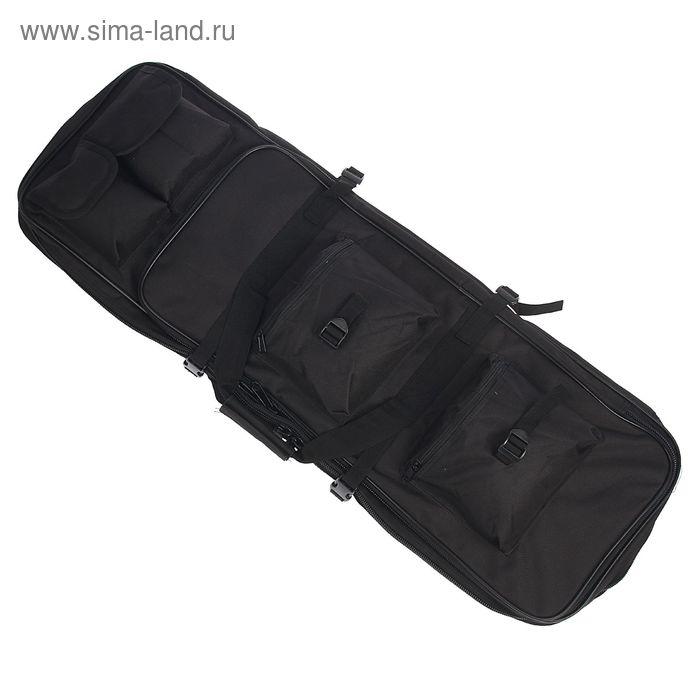 Чехол для оружия 370 Gun Bag Black GB-20-BK