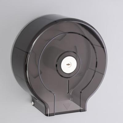 Диспенсер туалетной бумаги, цвет черный