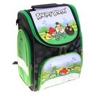 """Рюкзак """"Angry Birds"""" с ортопедической спинкой 38*26*18,5 см, вес 1,2 кг"""
