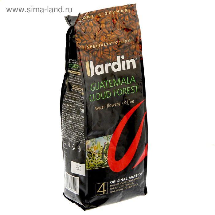 Кофе JARDIN Guatemala cloud forest  зерно 1000 гр.