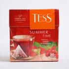 Чай Tess пирамидки Summer Time, herbal tea, 20п*1,8 гр.