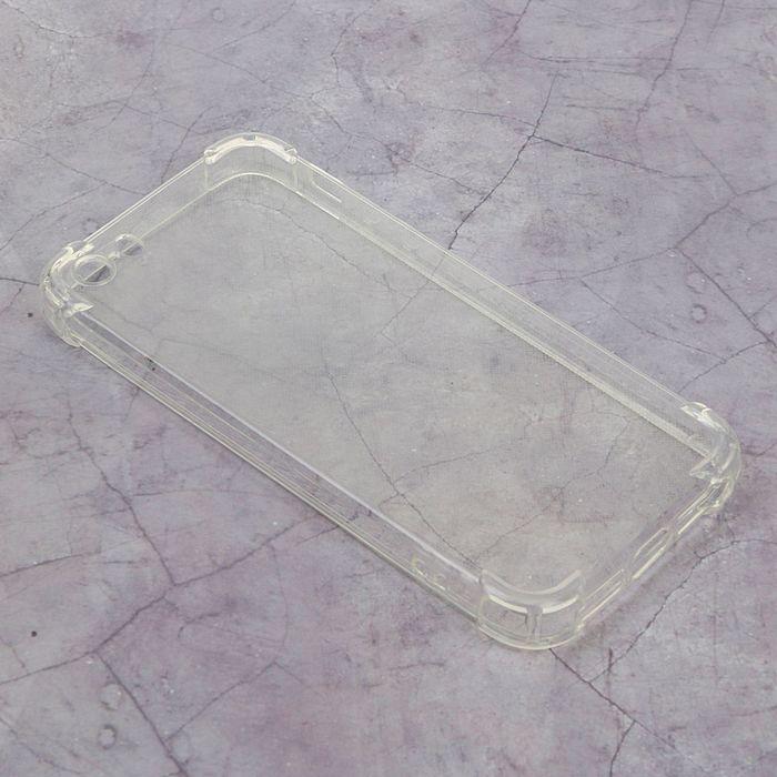 Противоударный силиконовый чехол Luazon для телефона, тонкий, для Iphone 5 и 5s