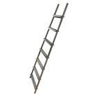 Лестница приставная, 7 ступеней, 2 м