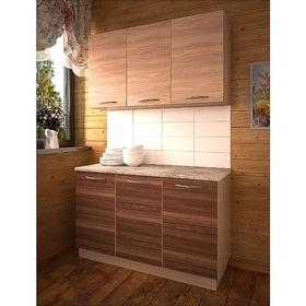 Кухонный гарнитур Дачный 1200