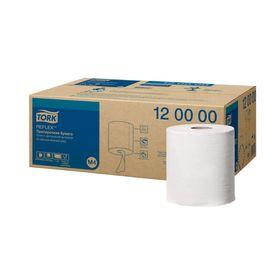 Протирочная бумага Tork Reflex в рулоне с ЦВ (съемная втулка) (M4), 771 лист