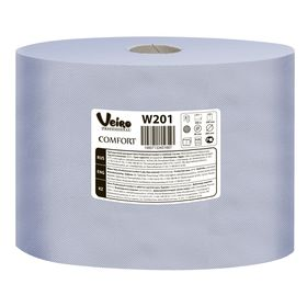 Протирочный материал Veiro Professional Comfort 24 см, 350 метров (1000 листов) Ош