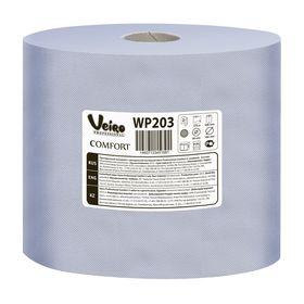 Протирочный материал Veiro Professional Comfort с ЦВ  24 см, 175 метров (500 листов) Ош