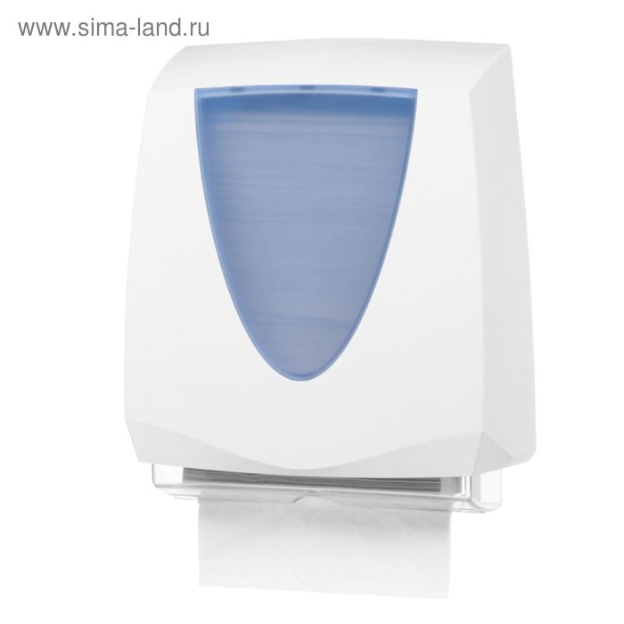 Диспенсер VEIRO Professional для листовых бумажных полотенец V/Z/W - образной укладки