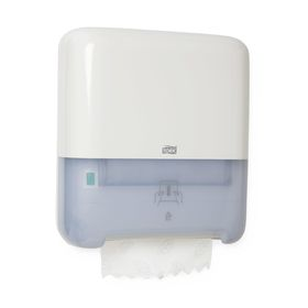Диспенсер для полотенец в рулонах Tork Matic (H1) белый