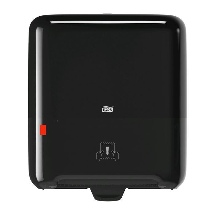 Диспенсер для рулонных полотенец Tork Matic (H1), цвет чёрный