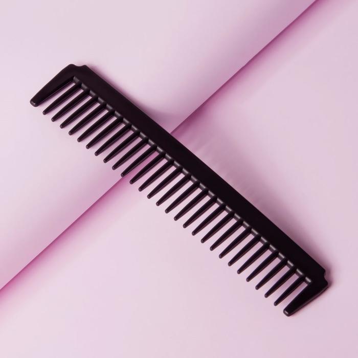 Расчёска, цвет чёрный