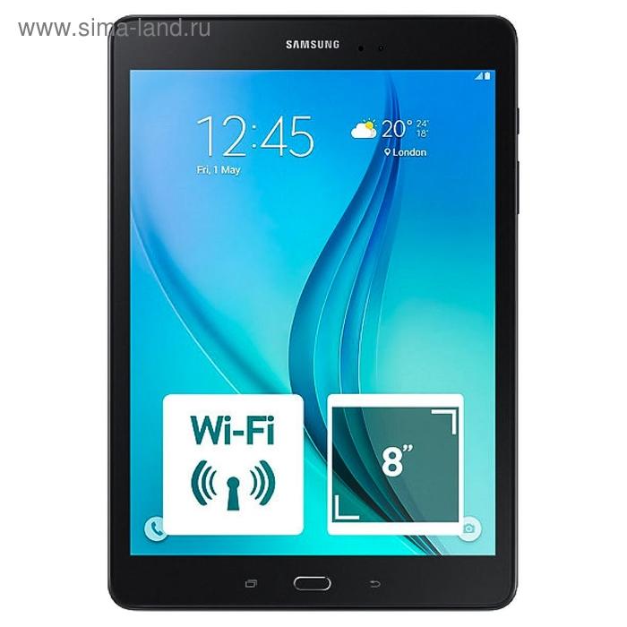 Планшет Samsung Galaxy Tab A SM-T355, 16Gb, (SM-T355NZKASER), черный