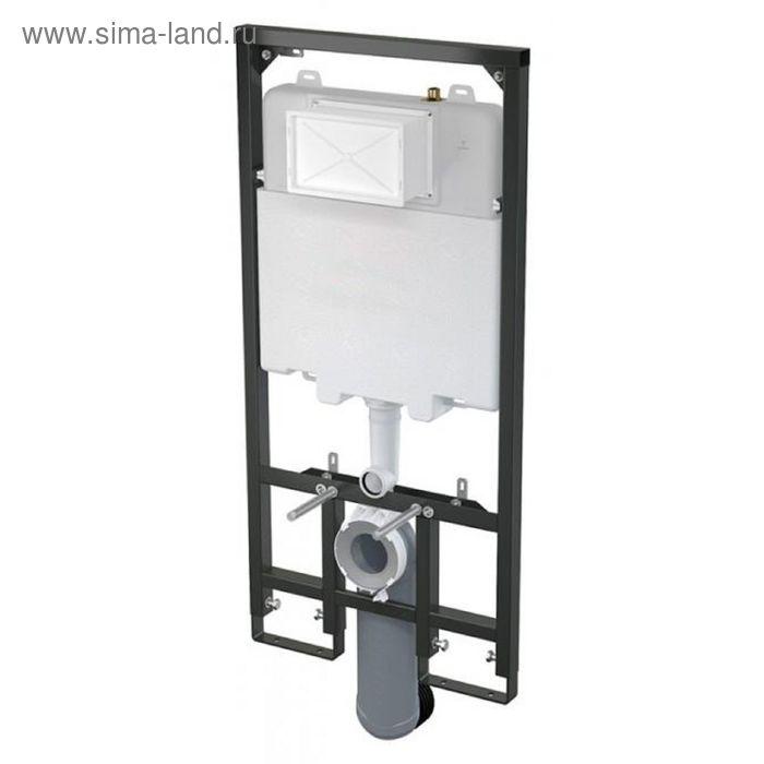 Скрытая система инсталляции Sadroмodul Sliм для сухой установки (для гипсокартона)