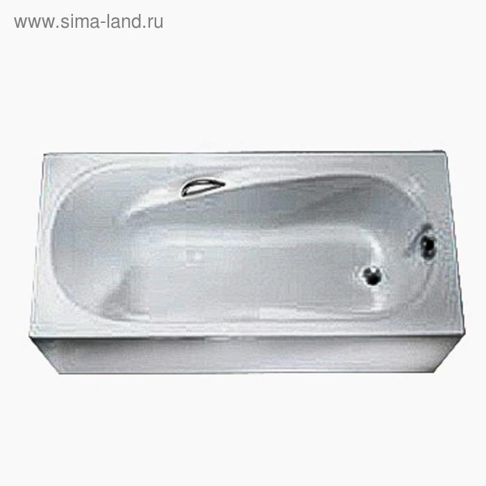 Ванна IFO Arvika прямоугольная, 1700*750 мм, BR10170000 (ножки, монтажный набор в компл.)