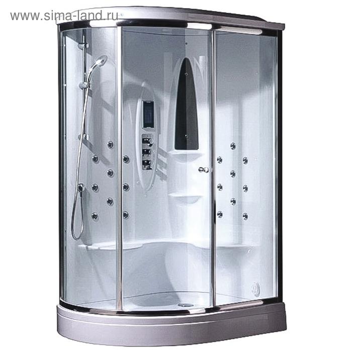 Душевая кабинка Asanas AS-2080 R, 130 х 100 х 225 см
