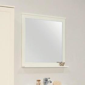 Зеркало «Леон 80», цвет дуб белый
