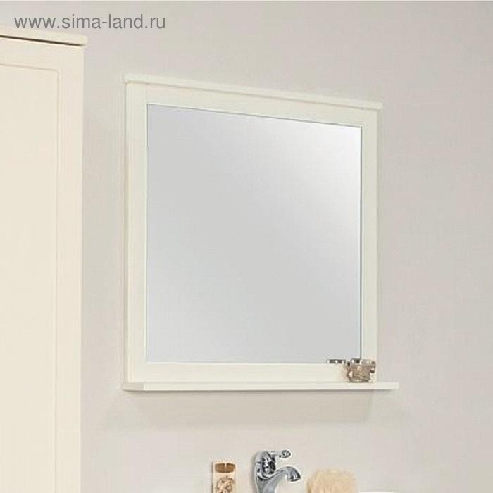 "Зеркало ""Леон 80"", цвет Дуб белый"