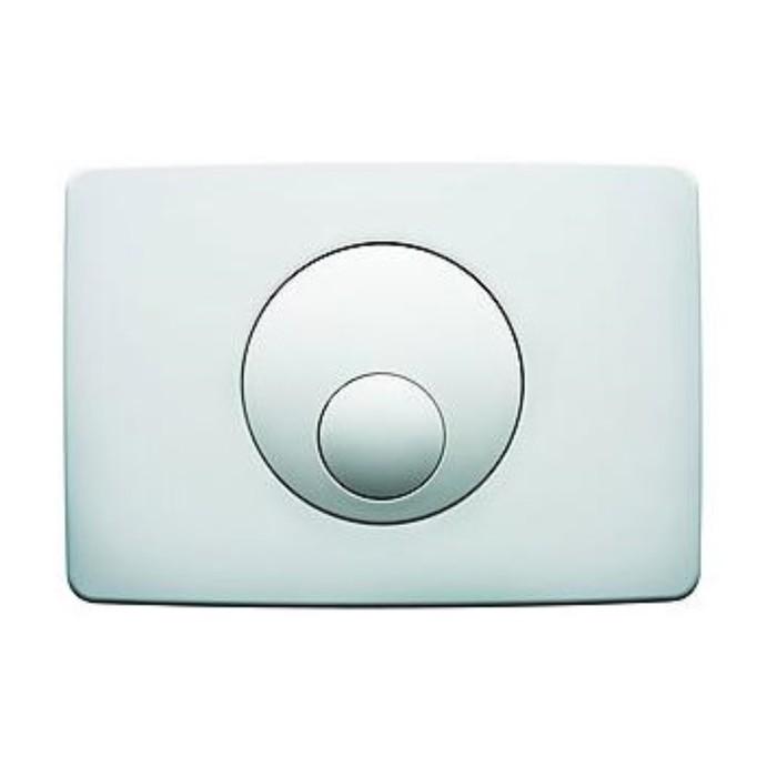 Кнопка белая для инсталяции Ifo (двойной слив) RP049010000