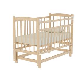 Кровать детская «Колибри» маятник поперечный, цвет берёза
