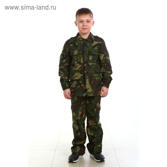 "Костюм детский ""Суворовец"", рост 134"
