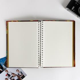 """Фотоальбом """"Самый лучший класс"""", 10 магнитных листов, 25 × 19 см - фото 2140460"""
