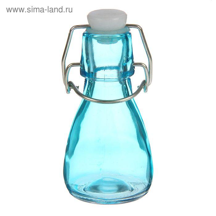 "Бутылка для масла 100 мл ""Галерея"", 8,5х12 см, цвет МИКС"