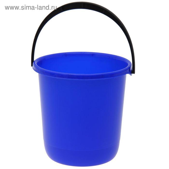"""Ведро 7 л """"Классика"""", цвет синий"""