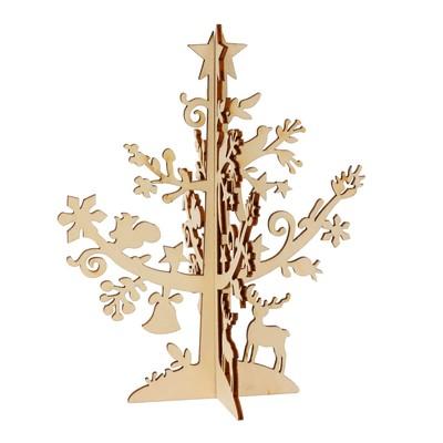 """Декор под роспись """"Новогодняя елка"""""""