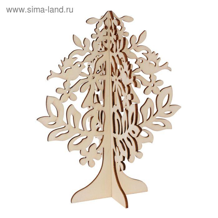 """Декор под роспись """"Резное дерево"""""""