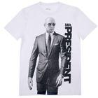 "Футболка мужская Collorista ""Mr. President white"" р-р 3XL (54-56), 100% хлопок"