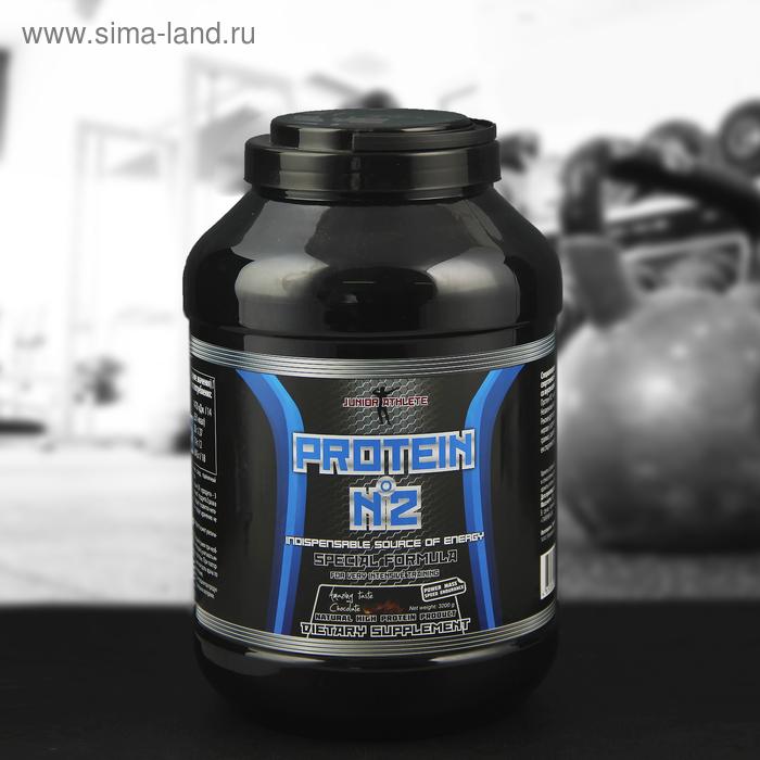 Протеин Юниор №2, шоколад, 3200 г