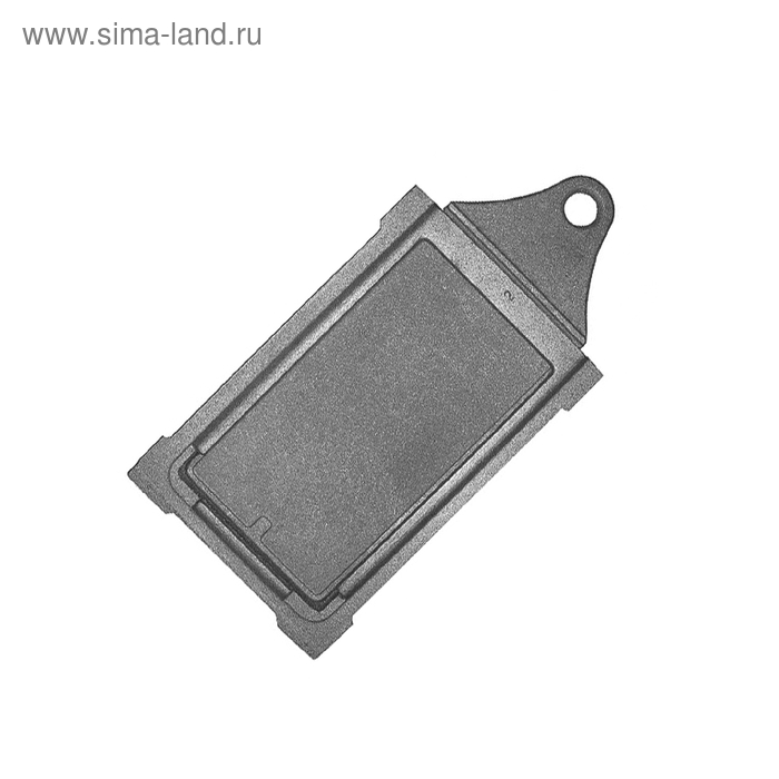 Задвижка ЗВ-3 Рубцовск 450х190х20 мм, удлиненная