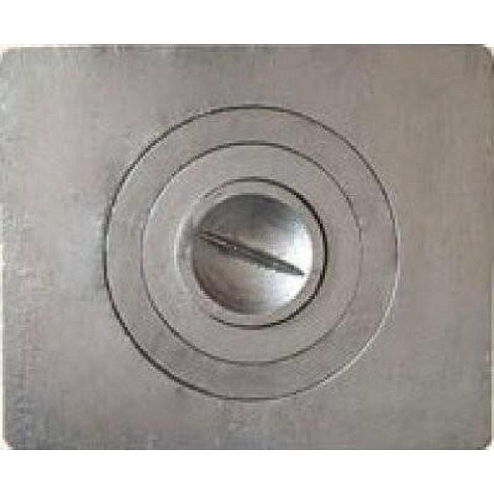 Плита П-1-5 одноконфорочная большая Балезено 705х530 мм